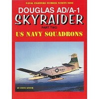 99,Douglas AD/A-1 Skyraider Part 2 US Navy Squadrons