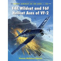 125, F4F Wildcat and F6F Hellcat Aces of VF-2