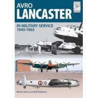4,Avro Lancaster in Military Service 1945 - 1965