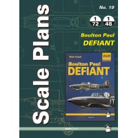 19,Boulton Paul Defiant