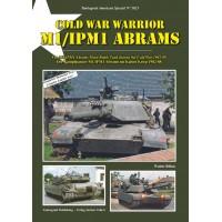 3023,Cold War Warrior M1/IPM1 Abrams