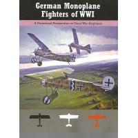 German Monoplane Fighters of World War I