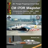7,Air Fouga/Flugzeug-Union Süd CM 170R Magister