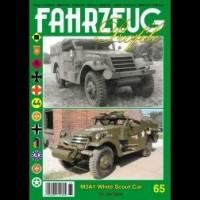 65, M3A1 White Scout Car