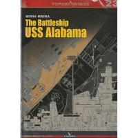 23,The Battleship USS Alabama