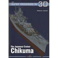 34,The Japanese Cruiser Chikuma