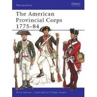 1,The American Provincial Corps 1775 - 1784