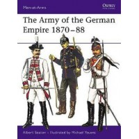4,The Army of the German Empire 1870 - 1888