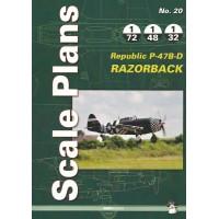 20,Republic P-47 B-D Razorback
