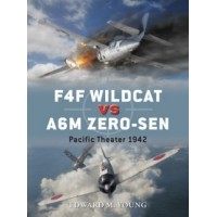 54, F4F Wildcat vs A6M Zero-sen Pacific Theater 1942