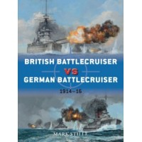 56,British Battlecruiser vs German Battlecruiser 1914 - 1916