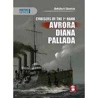 Cruisers of the 1st Rank : Avrora - Diana - Pallada