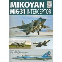8,Mikoyan MiG-31 Interceptor