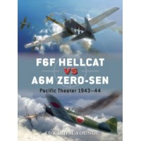62,F6F Hellcat vs A6M Zero-sen Pacific Theater 1943 - 1944