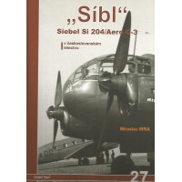 """27,""""Sibl"""" Siebel Si 204 / Aero C-3"""