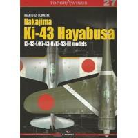 27,Nakajima Ki-43 Hayabusa