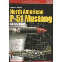 28,North American P-51 Mustang B/C/D/K Models