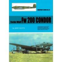 13,Focke Wulf FW 200 Condor