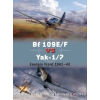 65, Bf 109 E/F vs Yak-1/7 Eastern Front 1941 - 1942