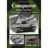 9023,Conqueror Heavy Gun Tank - Großbritanniens Schwerer Kampfpanzer des Kalten Krieges