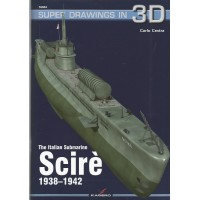 44,The Italian Submarine Scire 1938 - 1942