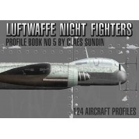 Luftwaffe Night Fighters Profile Book No.5