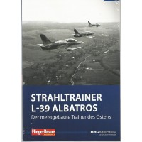 8,Strahltrainer L-39 Albatros - Der meistgebaute Trainer des Ostens