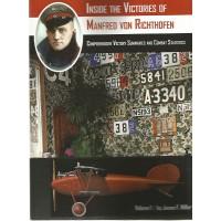 Inside the Victories of Manfred von Richthofen Vol.1