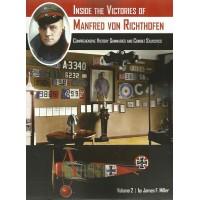 Inside the Victories of Manfred von Richthofen Vol.2