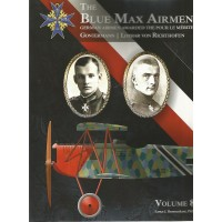 The Blu Max Airmen Vol.8 : Gontermann,Lothar von Richthofen