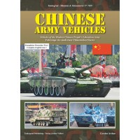 7029,Chinese Army Vehicles - Fahrzeuge des modernen Chinesischen Heeres