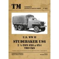 6037,U.S. WW II Studebaker US 6 2 1/2 ton 6x6 & 6x4 Trucks