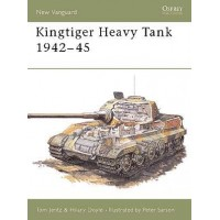 1, Kingtiger Heavy Tank1942 - 1945