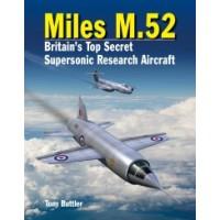 Miles M.52 -Britain`s Top Secret Supersonic Research Aircraft