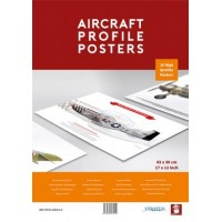 Aircraft Profile Posters No.1