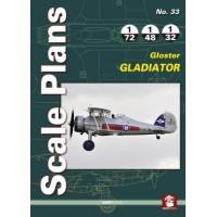 33, Gloster Gladiator