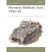 3, Sherman Medium Tank 1942 - 1945