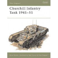 4, Churchill Infantry Tank 1941 - 1951