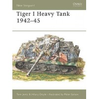 5, Tiger 1 Heavy Tank 1942 - 1945