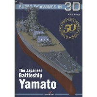50, The Japanese Battleship Yamato