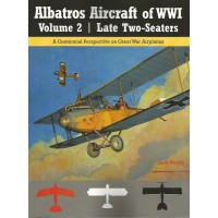 Albatros Aircraft of WW I Vol.2 : Late Two Seaters