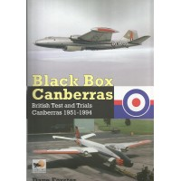 Black Box Canberras - British Test and Trials Canberras since 1951