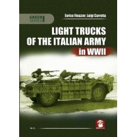 Light Trucks of the Italian Army in WW II