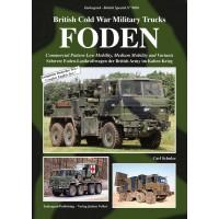9026, FODEN - British Cold War Military Trucks
