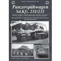 4010, Panzerspähwagen Sd.Kfz. 231/232
