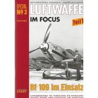 Luftwaffe im Focus Special Nr.3:Bf 109 im Einsatz Teil 1