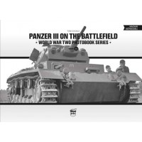 14, Panzer III on the Battlefield