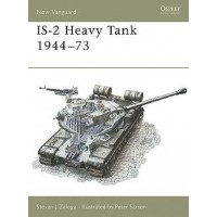 8, IS-2 Heavy Tank 1944 - 1973