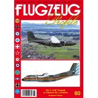 60,Die C-160D Transall im Dienste der Luftwaffe