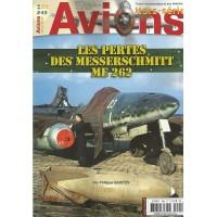 45,Les Pertes des Messerschmitt Me 262